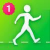 Pedometer for walking